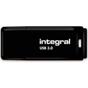 INTEGRAL BLACK 16GB USB3.0 spominski ključek