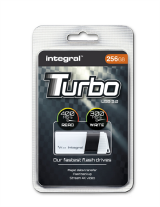 INTEGRAL TURBO 256GB USB3.0 spominski ključek