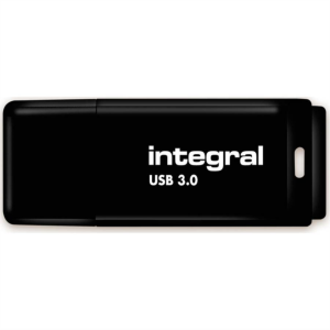 INTEGRAL BLACK 32GB USB3.0 spominski ključek