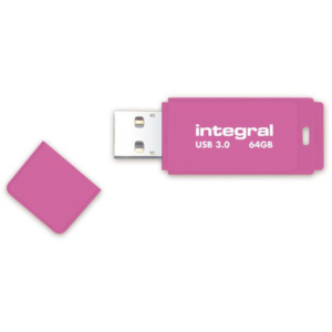 Integral 64GB NEON pink 3.0