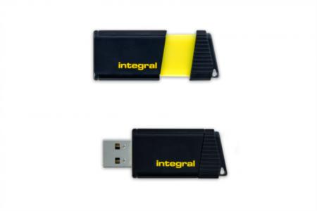 INTEGRAL PULSE 64GB USB2.0 spominski ključek