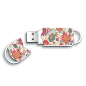 INTEGRAL XPRESSION FLORAL 64GB USB2.0 spominski ključek