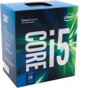 Intel Core i5 7500 BOX procesor, Kaby Lake