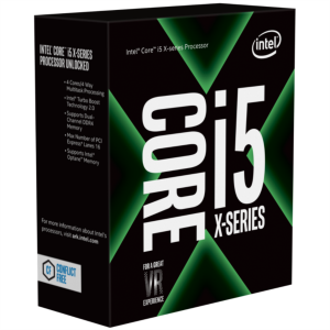 Intel Core i5 7640X BOX procesor, Kaby Lake