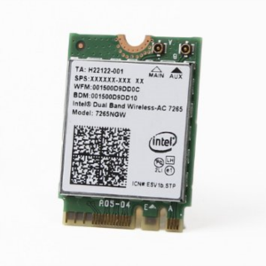 Intel Wireless-AC 7265 Wi-Fi mrežna kartica, M.2 , Dual Band 2×2, Bluetooth