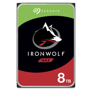 Seagate NAS trdi disk 8TB 7200 256MB SATA3 IronWolf PRO