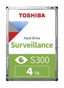 TOSHIBA trdi disk 4TB, 5400, 256MB, S300, video