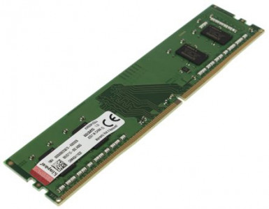 Kingston 4GB DDR4-2666MHz DIMM PC4-21333 CL19, 1.2V