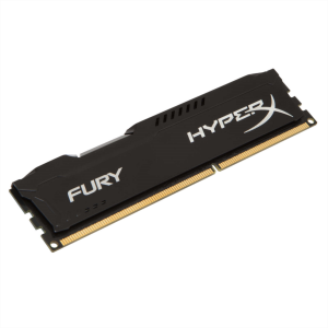 KINGSTON Hyperx Fury 4GB DDR3 1333 CL9 black
