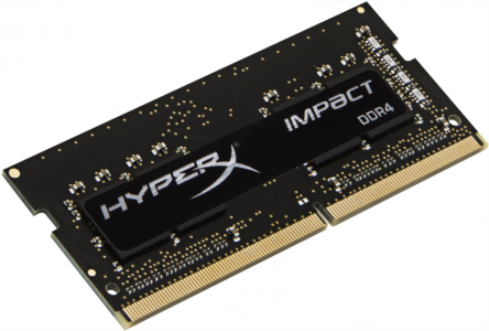 Kingston HyperX 4GB DDR4-2400MHz SODIMM PC4- 19200 CL14, 1.2V