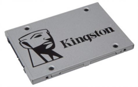 "Kingston UV400 240GB SSD SATA3 2.5"" disk 7mm"