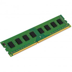Kingston 8GB DDR3-1600MHz DIMM PC3-12800 CL11, 1.5V