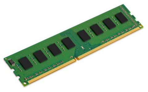 Kingston 2GB DDR3-1600MHz DIMM PC3-12800 CL11, 1.5V