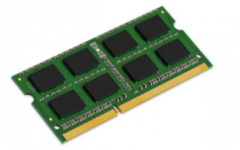 Kingston 8GB DDR3-1600MHz SODIMM PC3-12800 CL11, 1.5V
