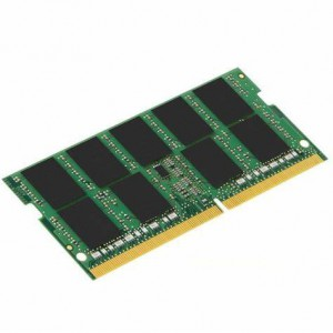 Kingston 4GB DDR4-2400MHz SODIMM PC4-19200 CL17, 1.2V