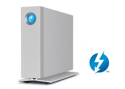 LaCie 4TB d2 Thunderbolt2 & USB 3.0 [7200]