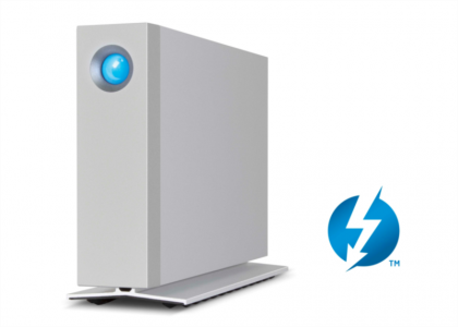 LaCie 8TB d2 Thunderbolt2 & USB 3.0 [7200] (Enterprise HDD)