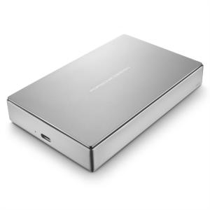 LaCie 5TB Porsche Design 2,5 P'9223 USB-C 3.0 srebrn