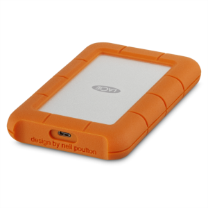 LaCie 1TB Rugged 2,5 USB-C 3.1
