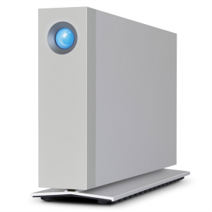 LaCie 10TB d2 Thunderbolt3 &  USB 3.1 Type C  [7200] (Enterprise HDD)
