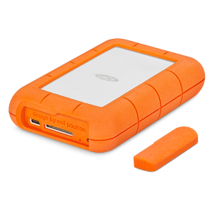 LaCie 4TB Rugged PRO RAID USB-C