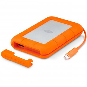 LaCie 4TB Rugged RAID Thunderbolt &  USB 3.0