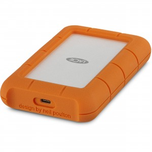 LaCie 4TB Rugged 2,5 USB-C 3.1