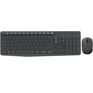 Logitech Wireless desktop MK235 namizni komplet; SLO