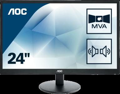 AOC M2470SWDA2 23,6'' MVA monitor