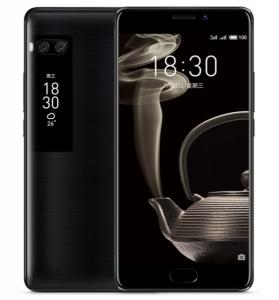 Meizu Pro 7 4/64GB mobilni telefon, črn