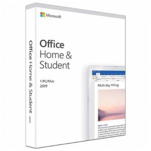Microsoft Office Home & Student 2019 FPP - angleški