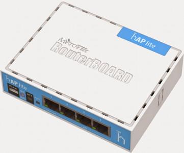 Mikrotik dostopna točka RB941-2nD