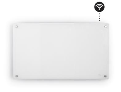 MILL panelni konvekcijski radiator Wi-Fi 600W steklo AV600WIFI