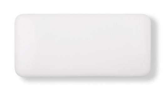 MILL panelni konvekcijski radiator 900W bel jeklo IB900DN