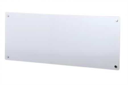 MILL panelni konvekcijski radiator 1200W siv steklo MB1200DN G