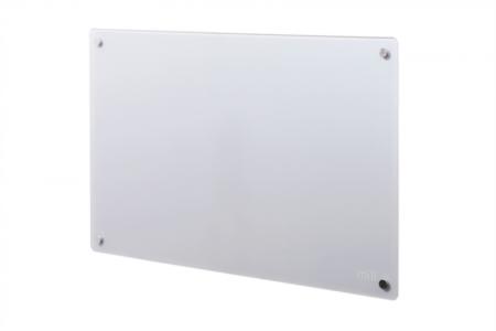 Mill panelni grelnik 600w siv steklo