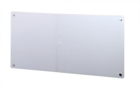 Mill panelni grelnik 900w siv steklo