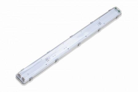ASALITE ohišje za LED cevi 2x 120cm