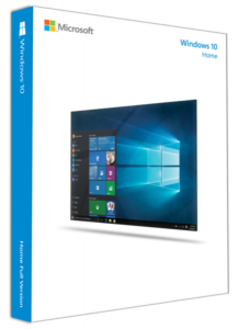 Microsoft Windows Home 10 FPP slovenski, USB