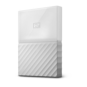 WD My Passport 2TB USB 3.0, bel