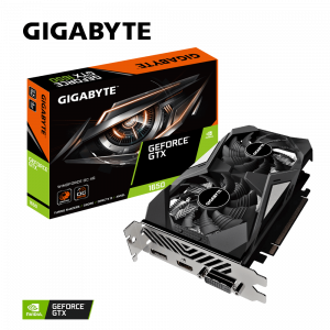 Grafična kartica GIGABYTE GeForce GTX 1650 D6 WINDFORCE OC 4G, 4GB GDDR6, PCI-E 3.0