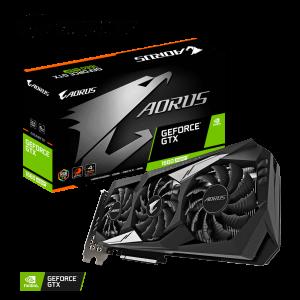 Grafična kartica GIGABYTE GeForce GTX 1660 SUPER AORUS 6G, 6GB GDDR6, PCI-E 3.0