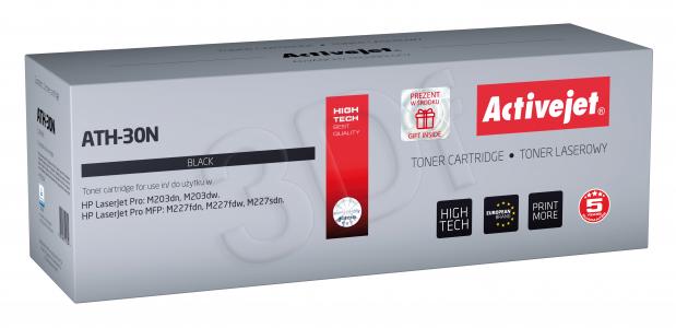 ActiveJet črn toner HP 30 CF230A