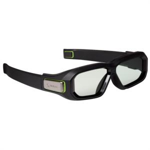 nVidia 3D Vision 2 očala USB