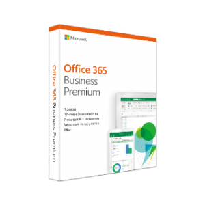 Microsoft Office 365 Business Premium FPP - Slovenski