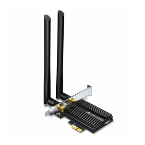 Tp-Link AX3000 Wi-Fi 6 Bluetooth 5.0 PCIe Adapter