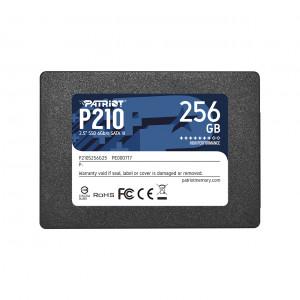 "Patriot P210 256GB SSD SATA 3 2.5"""