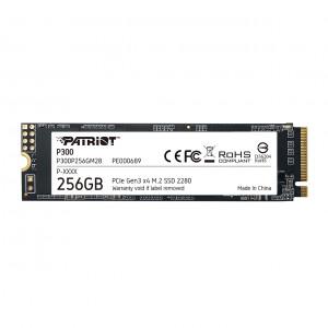 Patriot P300 256GB M.2 NVMe SSD PCIe Gen 3 x4