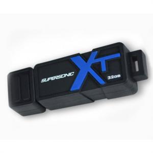 Patriot 32GB USB3.0 Supersonic Boost XT spominski ključek, gumirano ohišje
