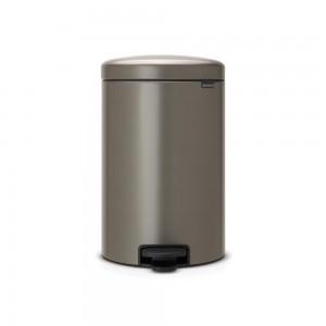 Brabantia koš za smeti 20L platinum